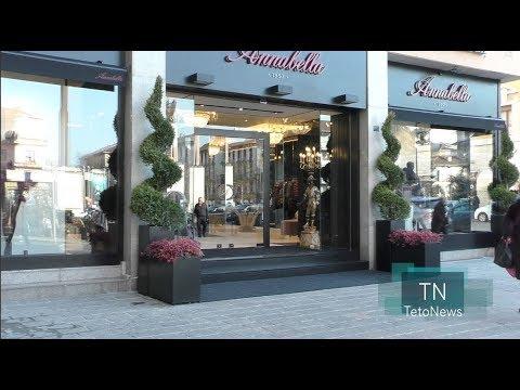 La Pellicceria Annabella apre alla Minerva con una nuova concezione di negozio