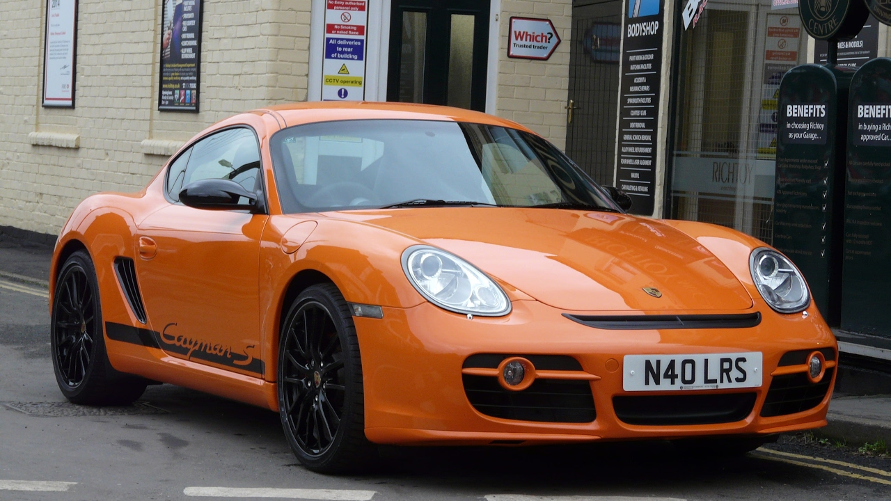 porsche cayman s sport limited edition richtoy hd youtube. Black Bedroom Furniture Sets. Home Design Ideas