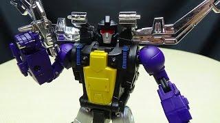 Fans Toys MERCENARY (Masterpiece Shrapnel): EmGo's Transformers Reviews N' Stuff
