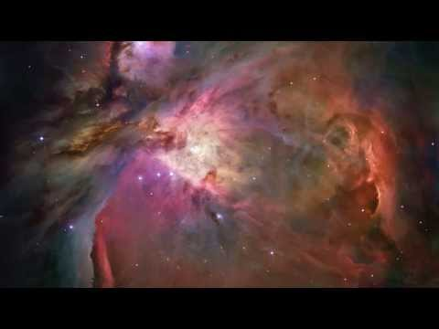 Celestial Starship Ambient White Noise For 12 Hours, Calms Your Mind, And Reduces Stress
