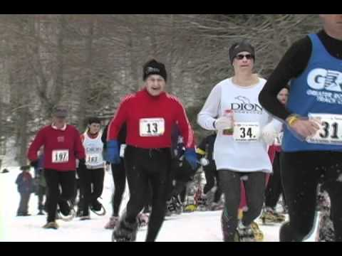 5 Snowshoe Races that Walkers Will Love