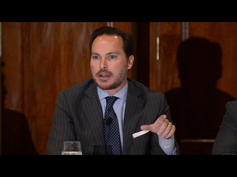 Jonathan Brinsden at the Houston Commercial Real Estate Forum, 2016 Outlook   BoyarMiller