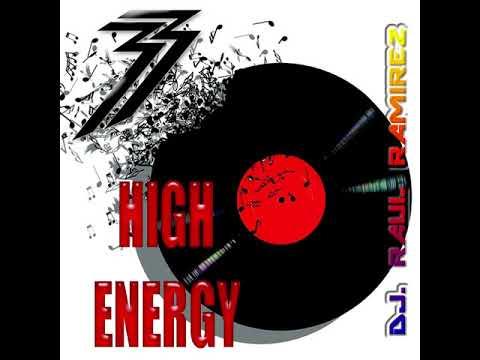 PROYECT HIGH ENERGY DJ. RAUL RAMIREZ.