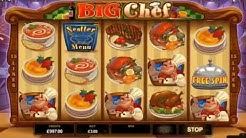 BIG CHEF +MEGA BIG WIN! +FREE GAMES! online free slot SLOTSCOCKTAIL microgaming