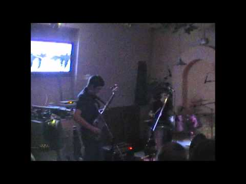 Running on the waves - intro (Live in Tula/ cafe Fantasy / 12.02.11)