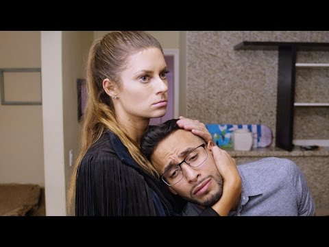 Having A Tall Girlfriend | Anwar Jibawi & Hannah Stocking