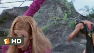 Scooby doo damsel in distress scene