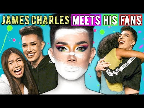 Generations React To AND MEET James Charles