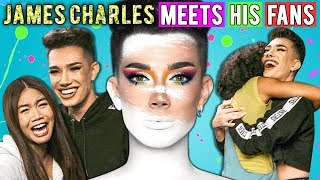 Baixar Generations React To AND MEET James Charles