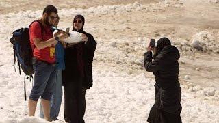 Flucht vor der Hitze: Reiche Araber im Österreich-Urlaub