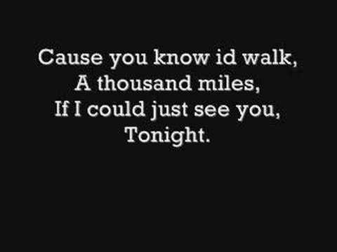 Vanessa Carlton - 1000 Miles Lyrics | Musixmatch