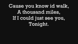A Thousand Miles  Vanessa Carlton - Karaoke With Lyrics