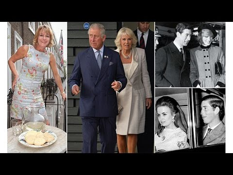 Royal Biography Reveals About Charles And Camilla Love Affair | Royal Update