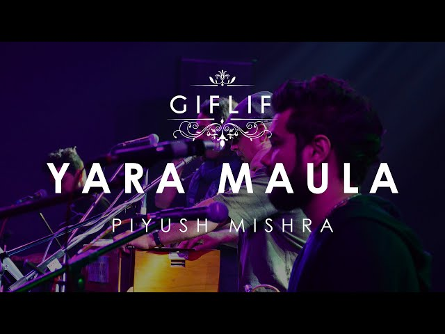 Piyush Mishra | Yara Maula | GIFLIF
