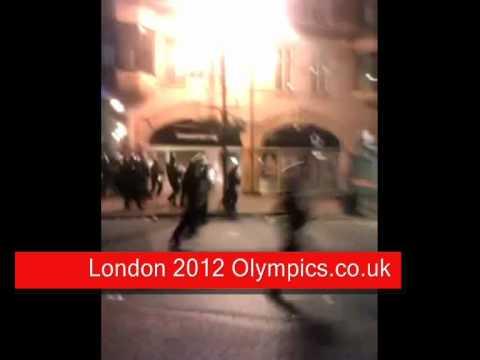 Birmingham Riot 2011 Part 2 of 2