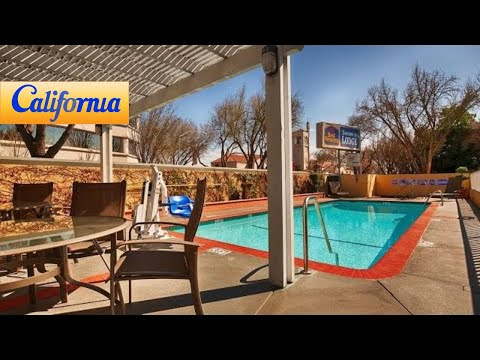 Best Western Town House Lodge, Modesto Hotels - California