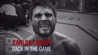 Fight Night Goiania: Carlos Condit - Back in the Game