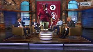 Florida State Football breakdown by CBS
