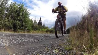 Mountain Biking Scotland (Aberfoyle, Forestry Commission, Ben Lomond)