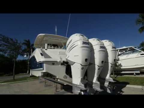 2018 Boston Whaler 380 Outrage Boat For Sale at MarineMax Ft. Myers
