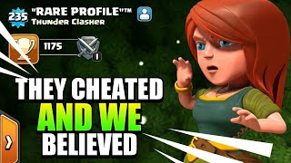 Biggest Cheater Exposed In Clash of Clans? - Clash of Clans 2019