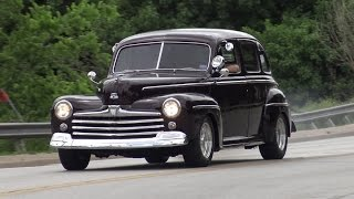 1948 Ford Super Deluxe Sedan Custom Street Rod