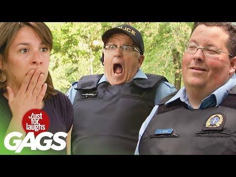Best Of Police Pranks Vol. 3 | Just For Laughs Compilation