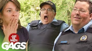 Best of Police Pranks Vol. 3 | Just For Laughs Compilation