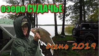Осенняя рыбалка на озере Судачье 2019г