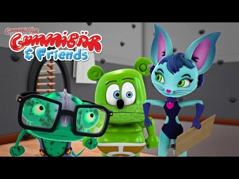 Gummy Bear Show 'Hiccups' Episode 5 Gummibär And Friends