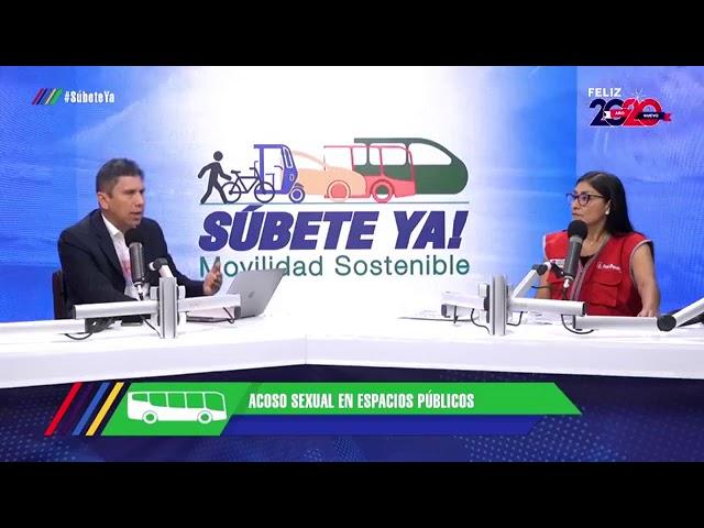 Súbete Ya - Entrevista a Elva Cacñahuaray