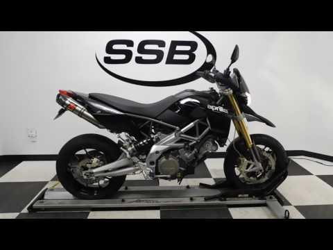 2009 Aprilia Dorsoduro SMV750– used motorcycles  for sale– Eden Prairie, MN