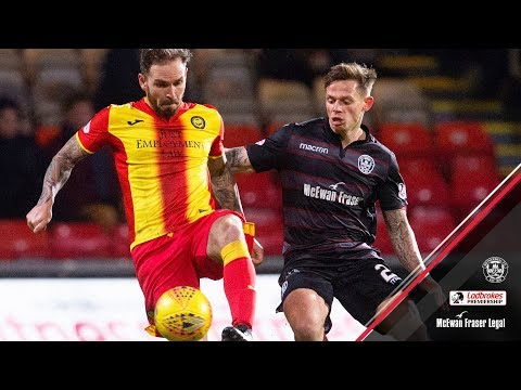 HIGHLIGHTS | Partick Thistle 3-2 Motherwell
