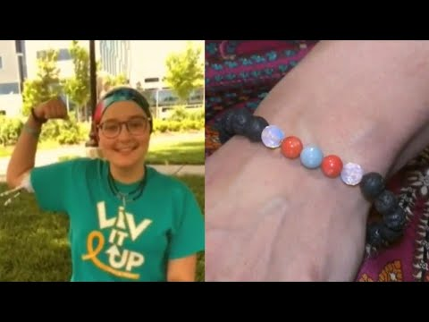 Ohio Teen Sells Bracelets to Cover Cost of Her Own Bone Marrow Transplant