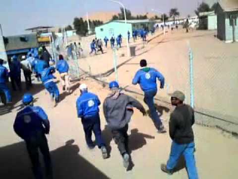 SONATRACH-GTP La Souffrance Des Travailleur Dans Le Sud Algérien!!!!