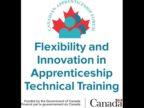 Flexibility and Innovation in Apprenticeship Technical Training