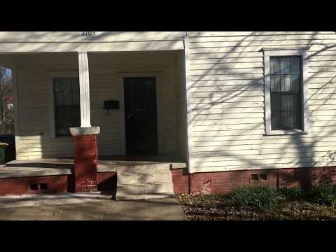 2105 S Dennison St., Little Rock, AR 72202 - Affordable 3br 1ba in Central LR