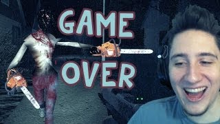 Cry of Fear w/ Mom | #1 | Game Over