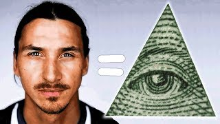 Zlatan Ibrahimovic is Illuminati