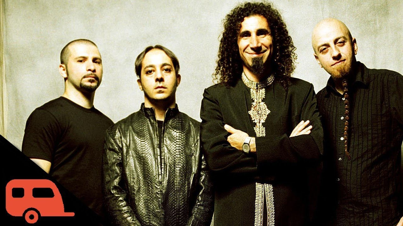 SYSTEM OF A DOWN (Caravane)