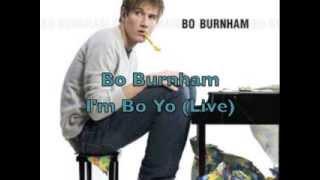 Bo Burnham - I