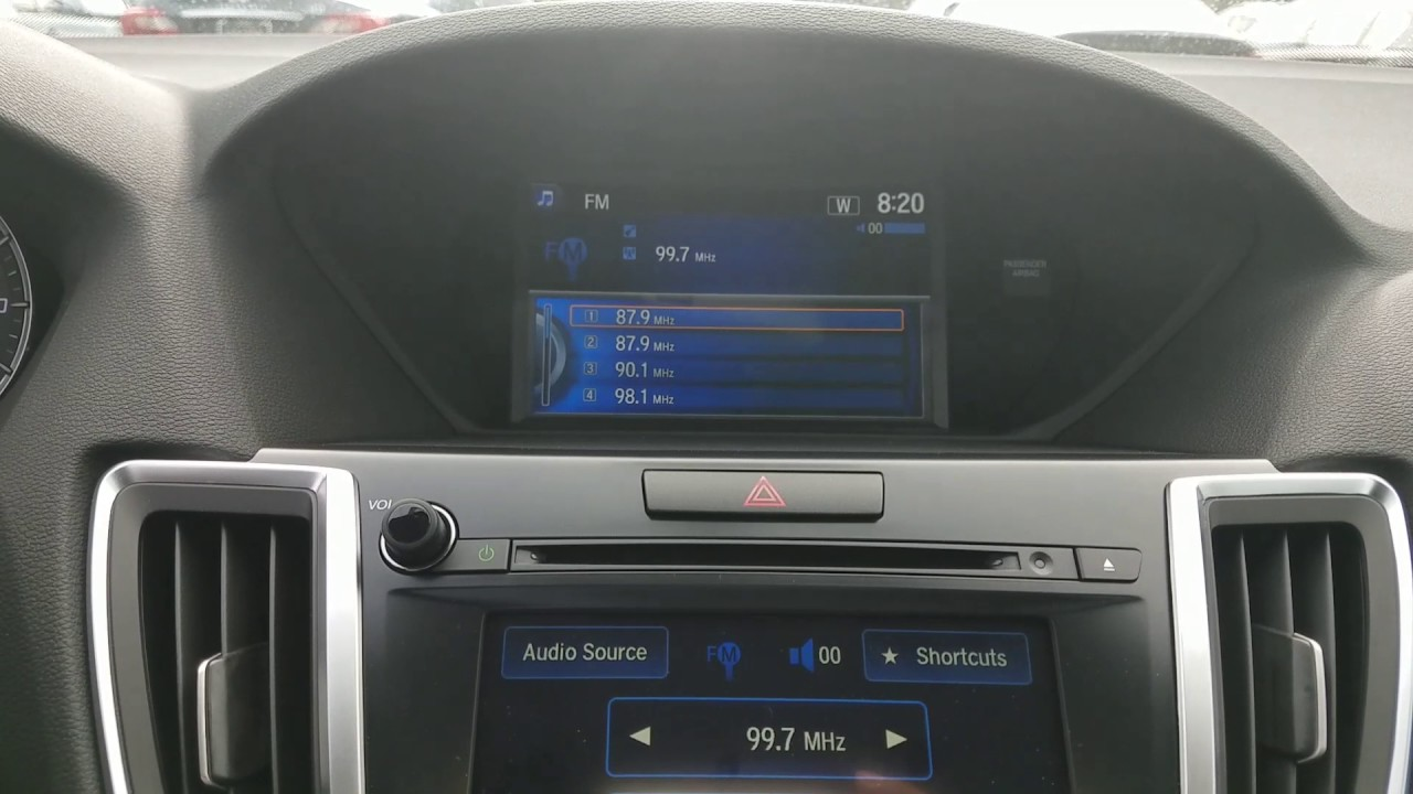 How To Change The Background Color Of 2017 Acura Tlx Ms