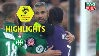 AS Saint-Etienne - Toulouse FC ( 2-2 ) - Highlights - (ASSE - TFC) / 2019-20