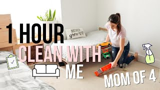 EXTREME 1 HOUR LONG CLEAN WITH ME
