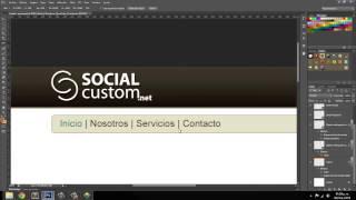 Tutorial Creacion de Menus HTML5 y CSS