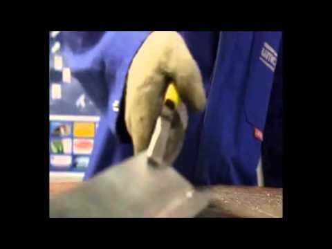 MIG сварка оцинкованной стали