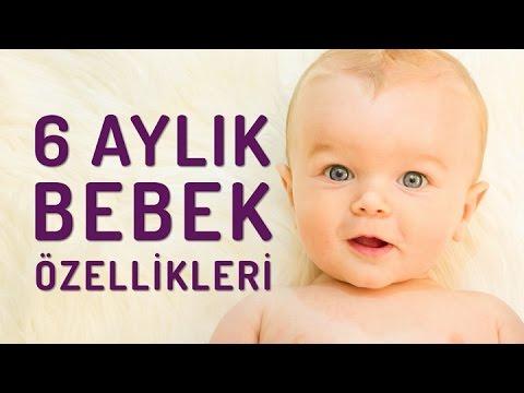 6 Aylık Bebek Özellikleri Nelerdir? ● www.bebek.tv