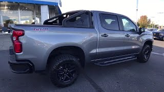 2019 Chevrolet Silverado_1500 Redding, Eureka, Red Bluff, Chico, Sacramento, CA KZ147257