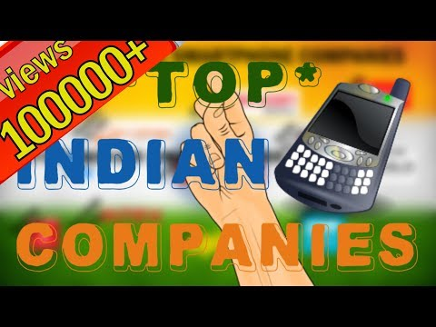 #Hindi भारतीय मोबाइल कंपनियों की सूची - List of Top made in India brand mobile smartphone companies