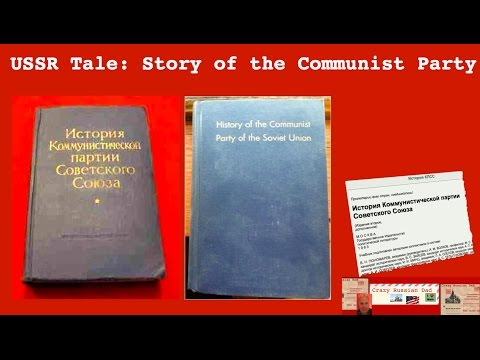 Life in USSR: History of Communist Party